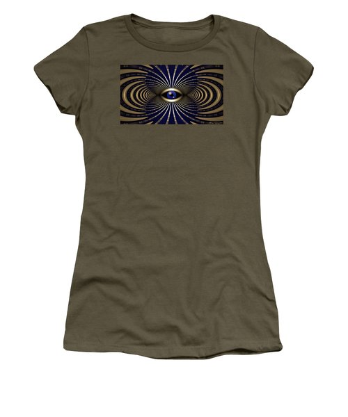 Women's T-Shirt featuring the digital art Hebrews by Missy Gainer