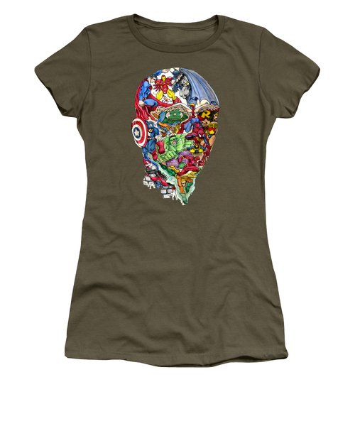Heroic Mind Women's T-Shirt