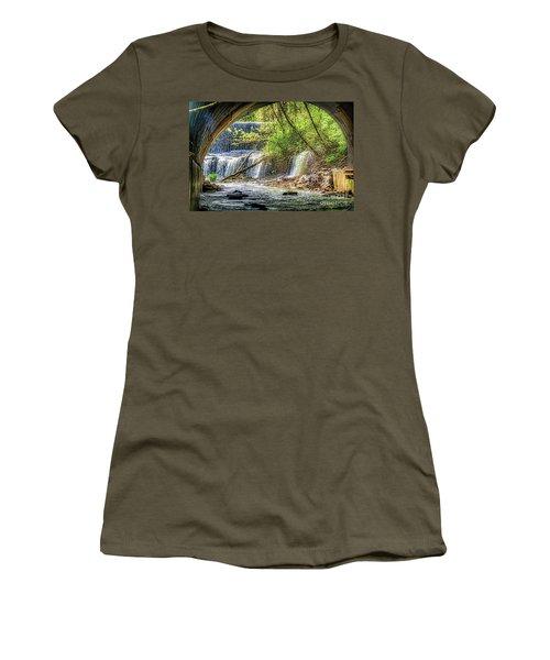 Hidden Falls Women's T-Shirt
