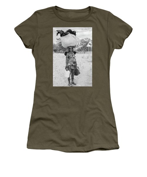 Himba Woman 3 Women's T-Shirt