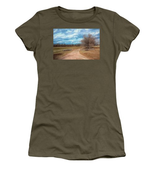 Home On The Range Women's T-Shirt