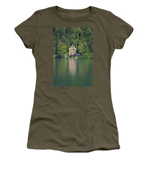 House On The Lake Women's T-Shirt