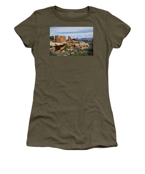 Hovenweep Castle Women's T-Shirt