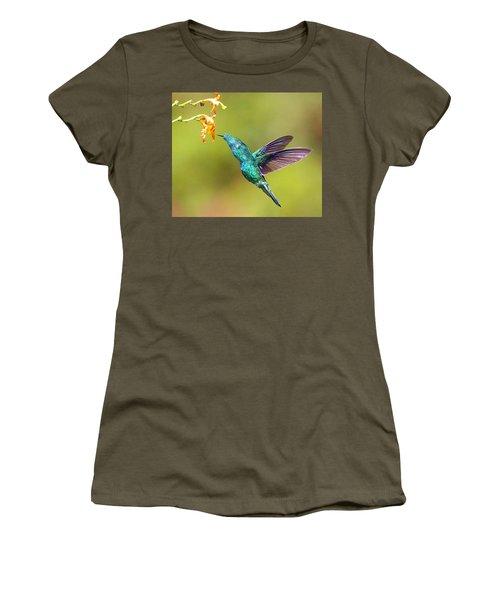 Humhum Bird Women's T-Shirt
