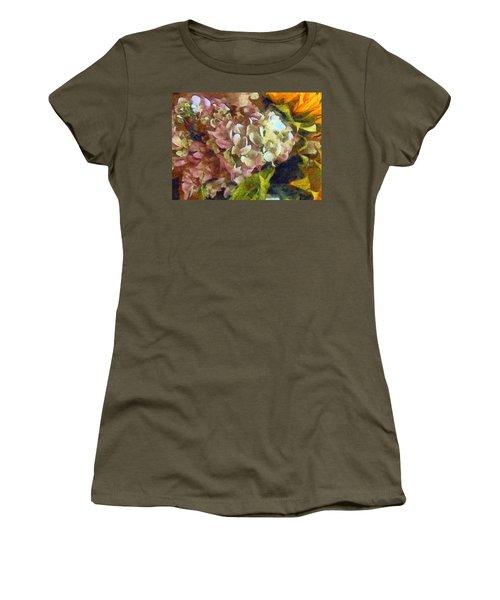 Hydrangea Love Women's T-Shirt