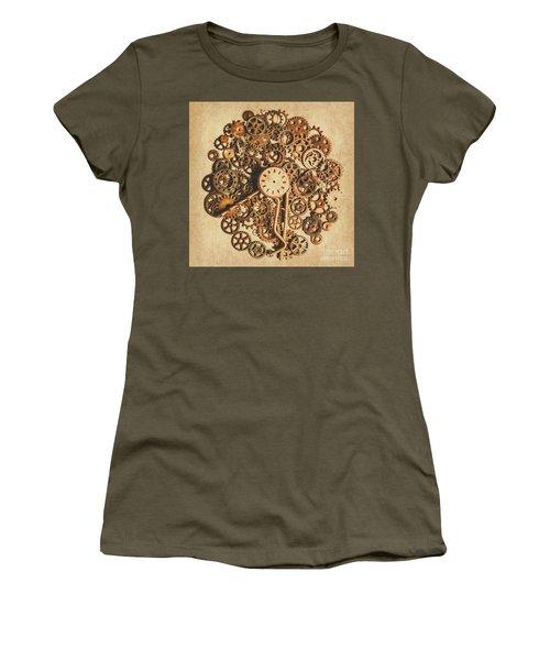 Improvised Time Women's T-Shirt