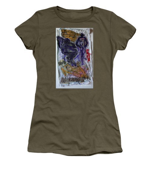 In A Vice Like Grip Of Hate Women's T-Shirt