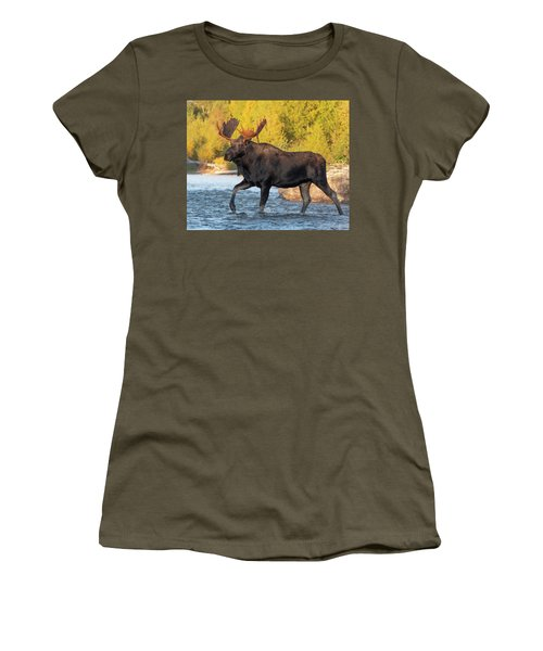 In His Stride Women's T-Shirt