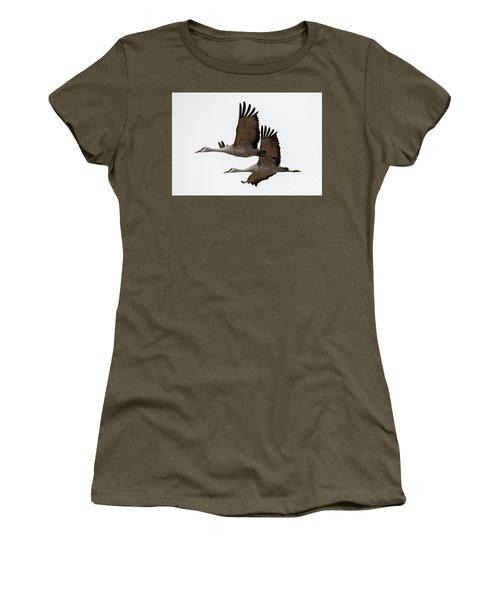 In Synch Women's T-Shirt