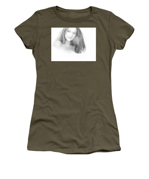 In The Clouds No. 2 Women's T-Shirt