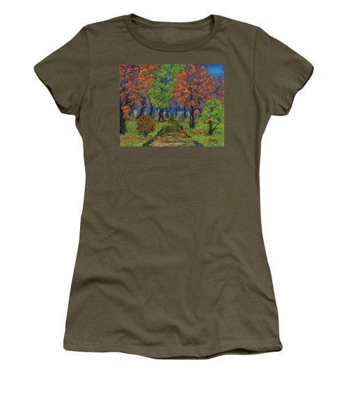 In The Fall Women's T-Shirt