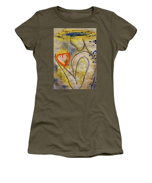 In The Golden Age Of Love And Lies Women's T-Shirt