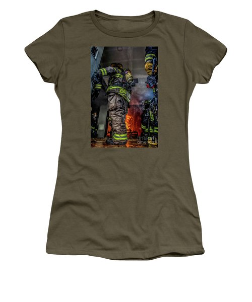 Interior Live Burn Women's T-Shirt