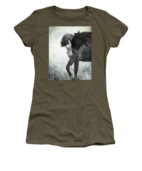 Intimacy Before Battle Women's T-Shirt