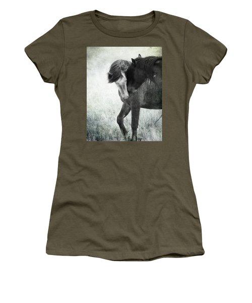Intimacy Before Battle Women's T-Shirt