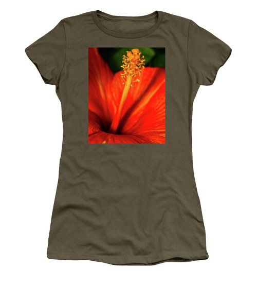 Into A Flower Women's T-Shirt
