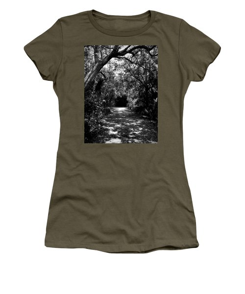 Into The Darkness Women's T-Shirt