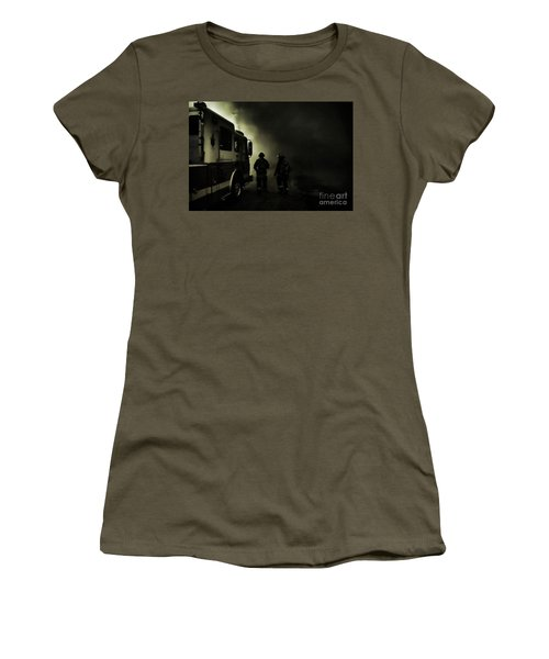 Into The Fight Women's T-Shirt