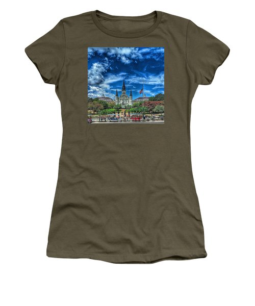 Jackson Square Nola Women's T-Shirt