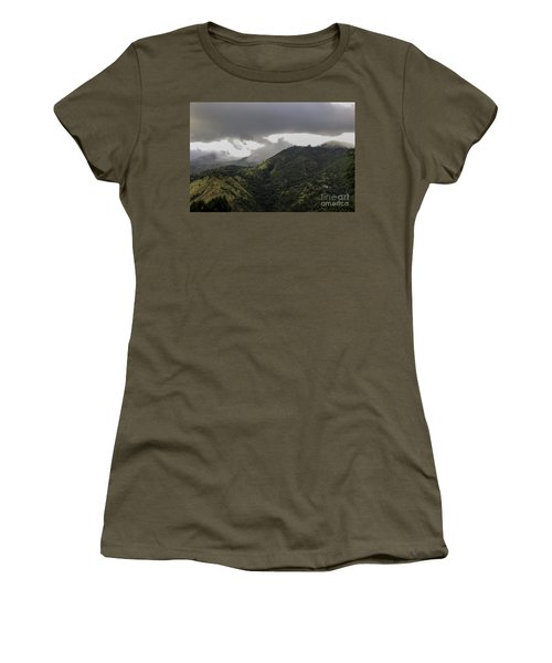 Jamaican Blue Mountains Women's T-Shirt