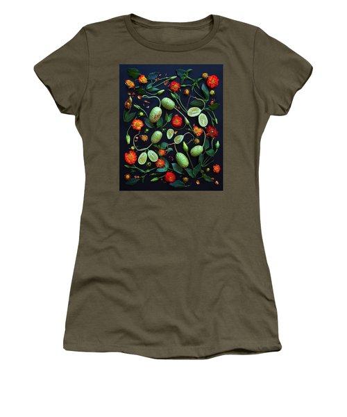 Jamaican Burr Cucumbers Women's T-Shirt