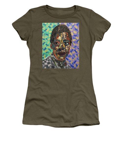 James Baldwin The Fire Next Time Women's T-Shirt