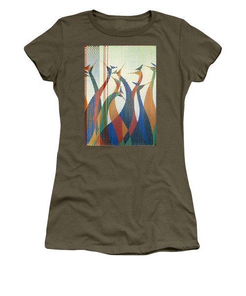 Japanese Modern Interior Art #130 Women's T-Shirt
