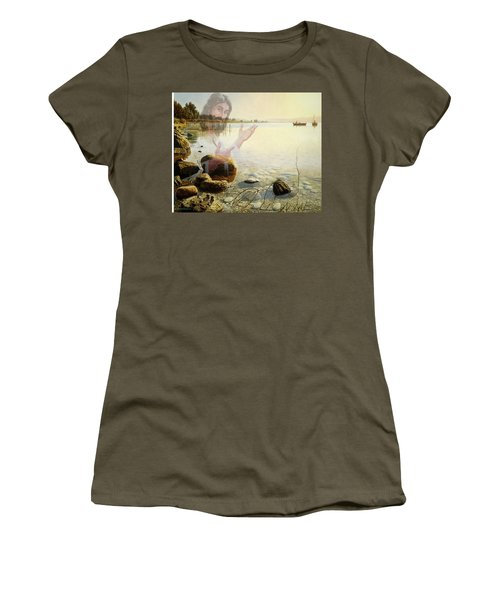 Jesus, Come Follow Me Women's T-Shirt