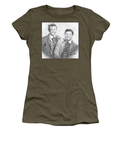 Jim And Artimus Women's T-Shirt