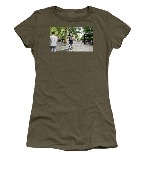 Jing An Park Women's T-Shirt
