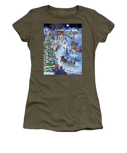 Jingle All The Way Women's T-Shirt