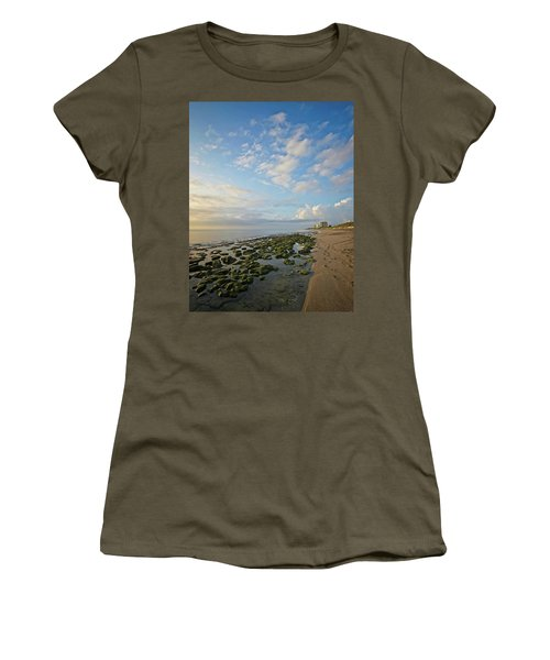 Jupiter Island Shoreline Women's T-Shirt