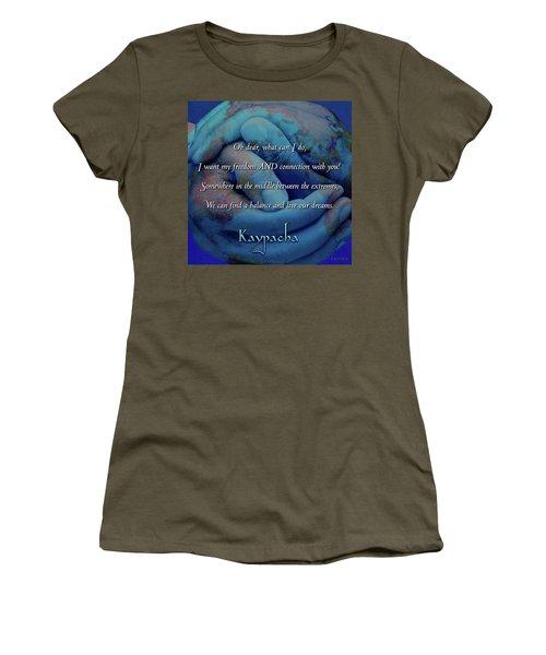 Kaypacha - November 28, 2018 Women's T-Shirt