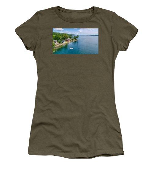 Keuka Boat Day Women's T-Shirt