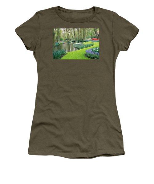 Keukenhof Gardens Women's T-Shirt