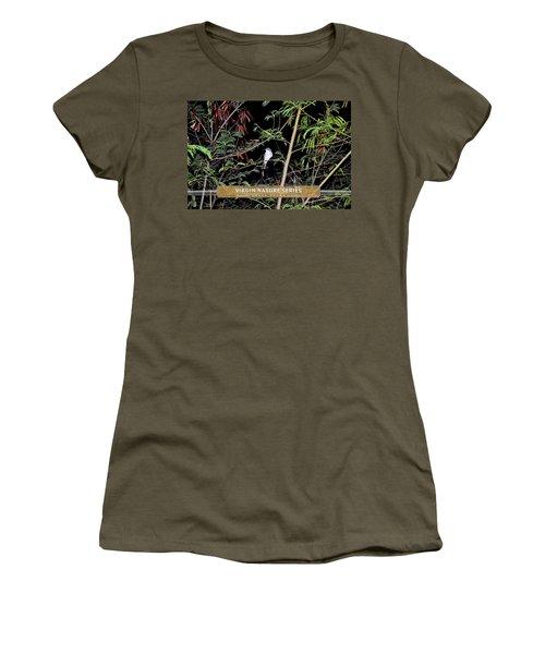 Kingbird In Casha - Virgin Nature Series Women's T-Shirt