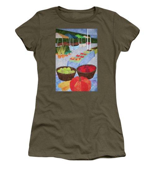Kings Yard Farmers Market Women's T-Shirt