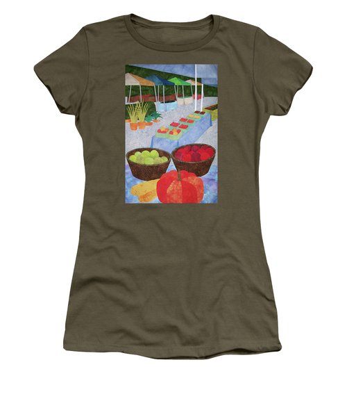 Kings Yard Farmers Market Women's T-Shirt