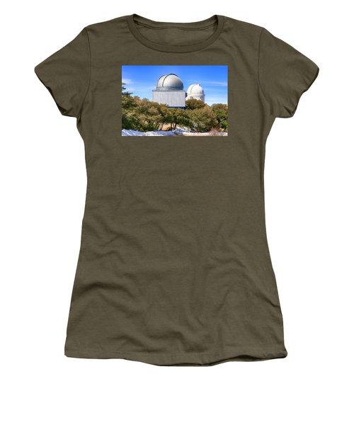 Kitt Peak Observatory Az Women's T-Shirt