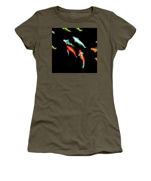 Koicarpscape 3 Women's T-Shirt