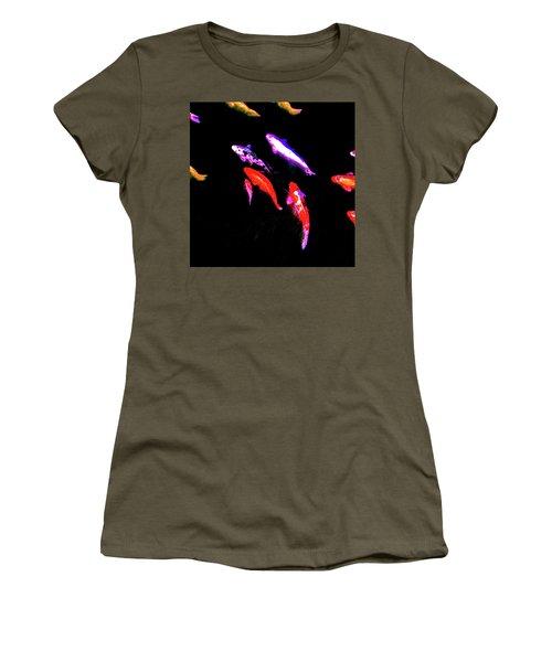 Koicarpscape 1 Women's T-Shirt