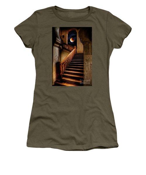 Ktm Stairway Moon Women's T-Shirt