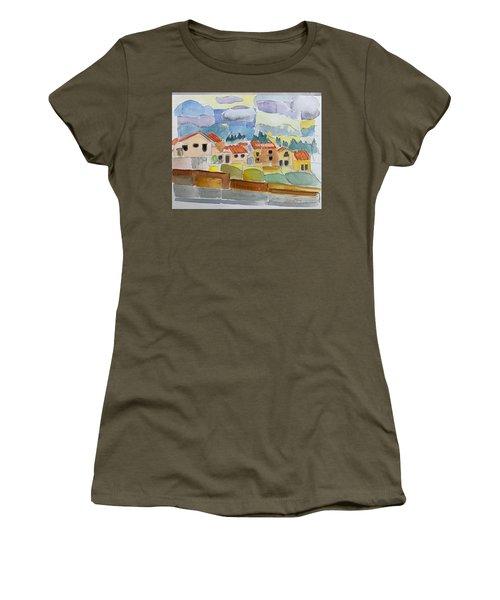 Laguna Del Sol Sky Design Women's T-Shirt