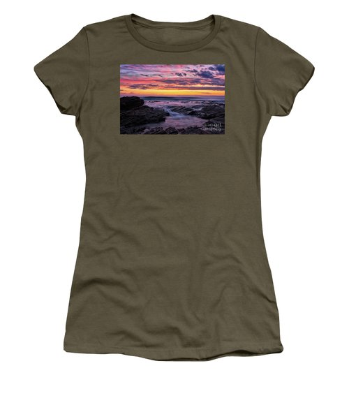 Last Sunset Of 2018 Women's T-Shirt