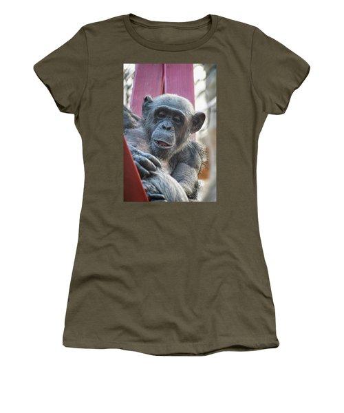 Lazy Chimp Women's T-Shirt