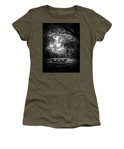 Let The Light In Women's T-Shirt