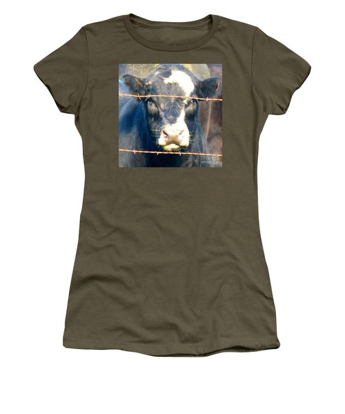 Women's T-Shirt featuring the photograph Life As I Know It by Rosanne Licciardi