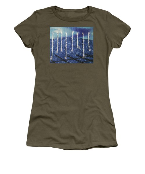 Lines Of Text Women's T-Shirt