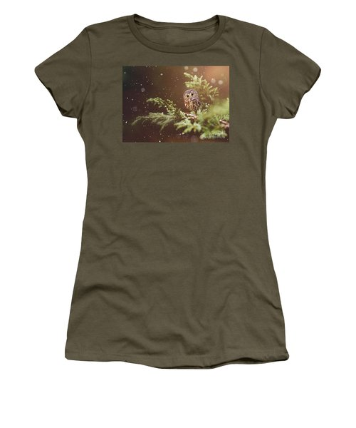 Little Owl Women's T-Shirt