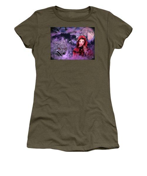 Little Red Women's T-Shirt